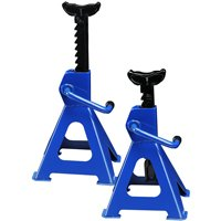 2 Ton Jack Stands By Mintcraft + [