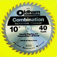 10In 40Tht Carb All Purp Blade By Oldham