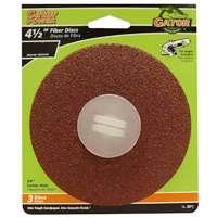 7In Fiber Disc 50Grit 3Pk By Ali Industries
