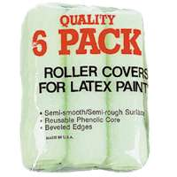Roller Cover Pylam 6Pk 9X3/8In By Linzer Products