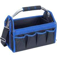 Tool Bag 13.5 X 6.5 X 10 Inch By Mintcraft