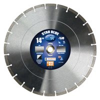 14X.125Univ Blue Segblade By Diamond Products Limited