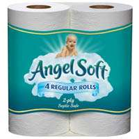 Angel Soft 4Rr By Georgia-Pacific Consumer Products