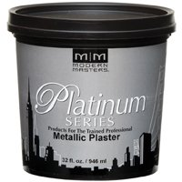 Modern Masters Inc. Metallic Plaster Red Russet  By Modern Masters Inc. at Sears.com