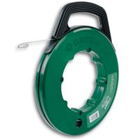 Fishtape Reel W/Hndl Stl 125Ft By Greenlee Textron