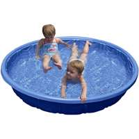 General Foam Plastics 4' Round Solid Poly Pool By General Foam Plastics at Sears.com