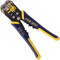 Strip/Crimp/Cut Adjustable 8In By Irwin Industrial
