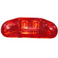 Peterson Mfg Led Red Clearance Light , V168R at Sears.com