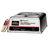 12/24 Volt Charger 10 Amp By Schumacher