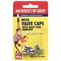 Screwdriver Tire Valve Cap By Victor Automotive
