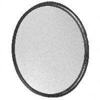 Convex Rnd Blind Spot Mirror By Peterson Mfg