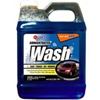Gal Liquid Car/Truck Wash Conc By Radiator Specialty