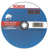 "Bosch Cut-Off Wheel 14"" For Metal  By Bosch at Sears.com"
