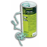 Twine Poly 210Lb Break 500Ft By Greenlee Textron