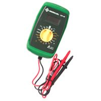 Multimeter Digital Volt/Batt By Greenlee Textron