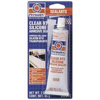 Clear Silicone Adhesive By Itw Global Brands