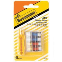 Atc Diagnostic Kit By Bussmann Fuses + [