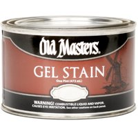 Old Masters Gel Stain Golden Oak By Old Masters at Sears.com