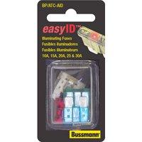 Easy Id Atc Fuse Asst. By Bussmann Fuses