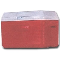Rubbermaid Home Red Victory Cooler 34Qt  By Rubbermaid Home: (Pack Of 2) at Sears.com