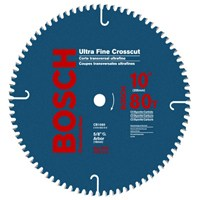 Bosch Crosscut Saw Blade 10 In 80T By Bosch at Sears.com