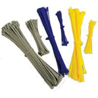 Data Com Cable Tie Assortment By Gb-Gardner Bender + [