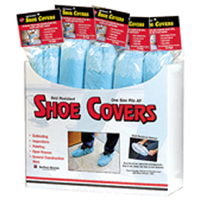 Shoe Cover 6.33X5.5In Light Wt By Surface Shields + [