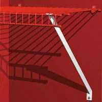 Bracket Shelf Support 20 In By Closetmaid + [