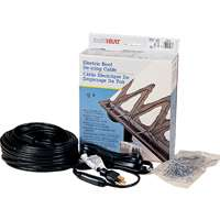 EASY HEAT INC 60' 300W Roof/Gutter Deice Kit By Easy Heat Inc at Sears.com