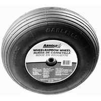 Wheelbarrow Wheel Pneum400X6In By Arnold Corp + [