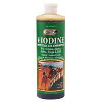 Viodine Med Shampoo By Central Life Sciences + [
