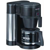 Bunn-o-matic Corp 10Cup Blk&Ss Coffeemaker, NHBXB at Sears.com