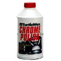 Chrome Polish Liquid By Turtle Wax