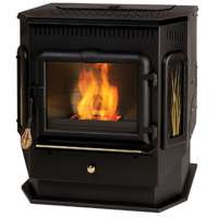 ENGLAND'S STOVE WORKS Corn/Wood Pellet Burning Stove By England'S Stove Works at Sears.com