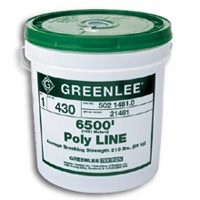 Twine Poly 210Lb Break 6500Ft By Greenlee Textron + [