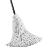 14Oz Cotton Hd Janitor Wetmop By Chickasaw & Little Rock Broom Works + [