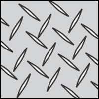 Steel Sheet Weld Tread 24X24 By Stanley Hardware + [