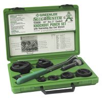 Ratchet Wrench Ko Set 1/2-2In By Greenlee Textron