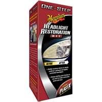 Headlight Restoration Kit By Meguiar'S Inc.