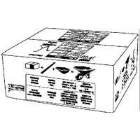 Wheelbarrow Parts Box Wt/Wheel By Mintcraft + [