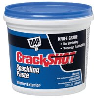 Paste Spackling Int Ext 1/2Pt By Dap Inc + [