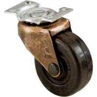 Caster Swivel 2In Rub/Blk By Shepherd Hardware + [