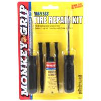 Tubeless Tire Repair Kit By Victor Automotive + [