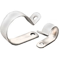 1/4In Poly 1 Hole Cable Clamp By Gb-Gardner Bender + [