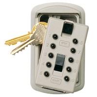 Slimline Push Button Key Safe By Kidde + [