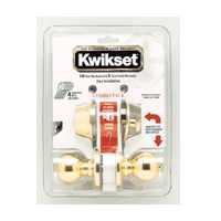 Polo/Sc Dbolt Comb K6 Brt Brss By Kwikset Corporation + [
