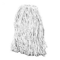 10Oz Cotton Wetmop Head By Chickasaw & Little Rock Broom Works + [