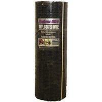 1/2X36X100 Vnyl Hardware Cloth By Jackson Wire + [