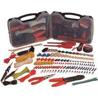 399Pc Auto Electrcl Repair Kit By Mintcraft + [