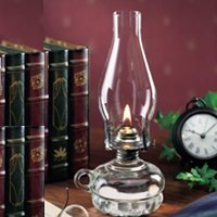 The Chamber Oil Lamp By Lamplight Farms